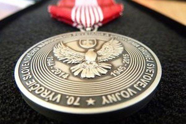 Pamätná medaila pripomína vyčíňanie Nemcov v Zázrivej.