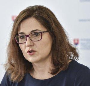 Ministerka Lubyová