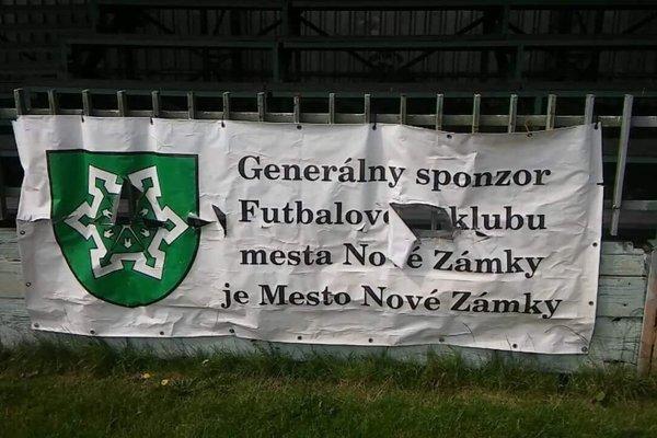 Skončí mužský futbal v Nových Zámkoch?