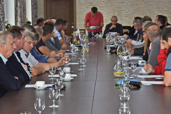 Na Konferencii ORSTZ vzišli nový predseda a členovia výkonného výboru.