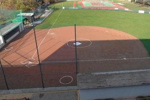 Softbalové ihrisko Trnava Panthers.