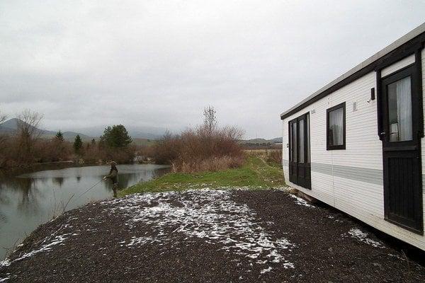 Mobilný dom na jazerách je predzvesťou väčších zmien.