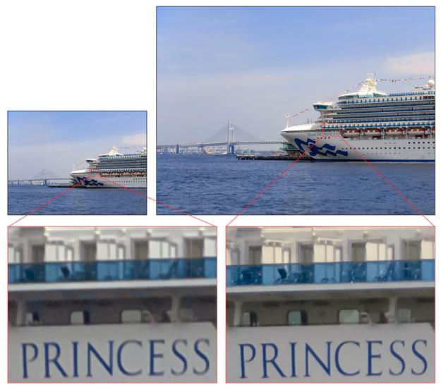 Podľa Sony nový snímač dosiahne vďaka špeciálnemu usporiadaniu snímacích bodov citlivosť rovnajúcu sa 12 megapixelom pri veľkosti 1,6 mikrometra.