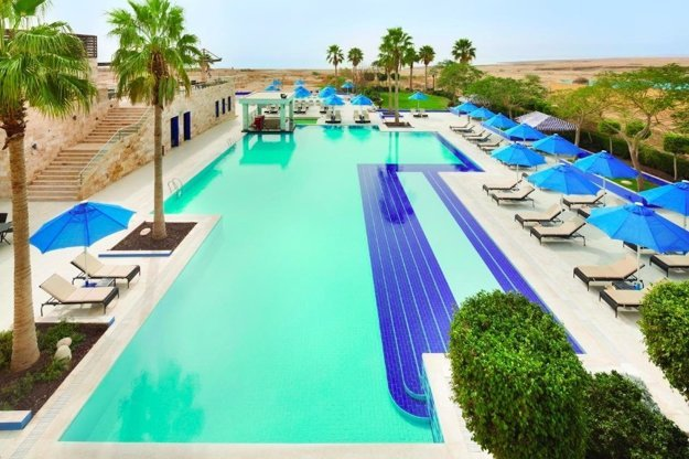 Ramada Resort Dead Sea 4*
