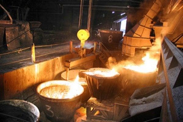 Výroba ferozliatin zamestnáva na Orave päťsto ľudí.