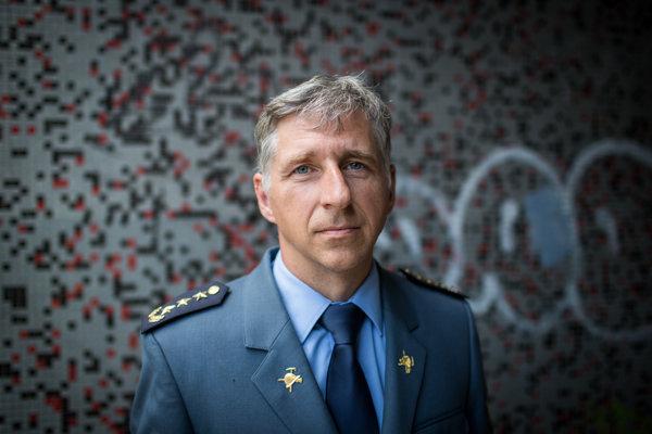 Marián Dritomský šéfuje odboru riadenia hasičských jednotiek Hasičského a záchranného zboru.