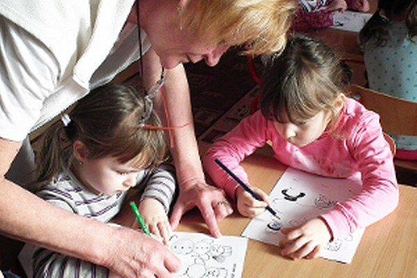 Vedecký deň detí je určený škôlkarom.