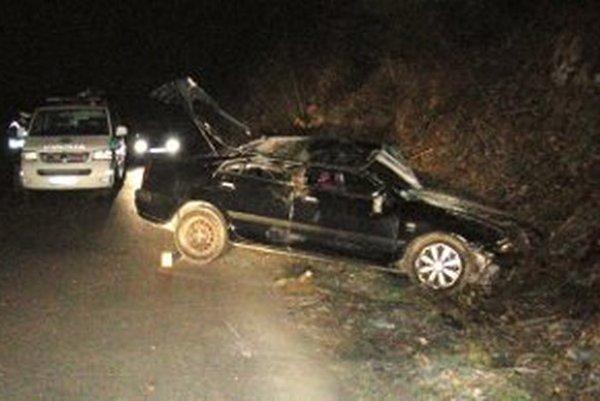 Na poslednú februárovú nedeľu vodič Mitsubishi nebude spomínať v dobrom.