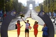 Írsky cyklista Daniel Martin sa stal najbojovnejším jazdcom Tour de France 2018.