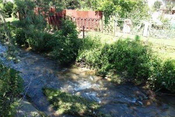 Po Všiváku chce mesto upraviť koryto a brehy aj na tomto potoku.