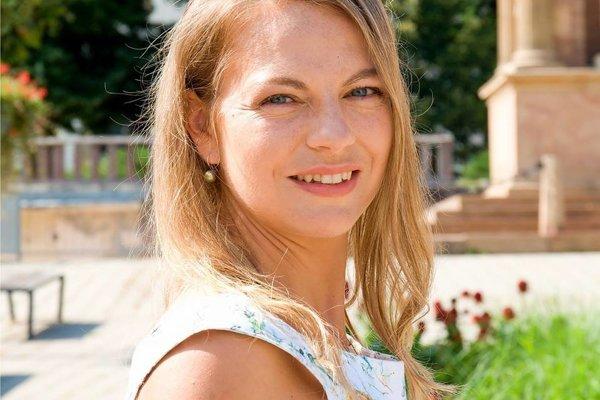 Viktória Valachovičová oznámila zámer kandidovať.