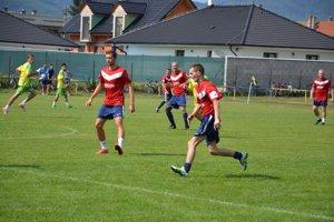 Pohár obhajovali futbalisti z Pruského.
