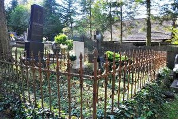 Cintorín v Medzihradnom chcú rozšíriť.
