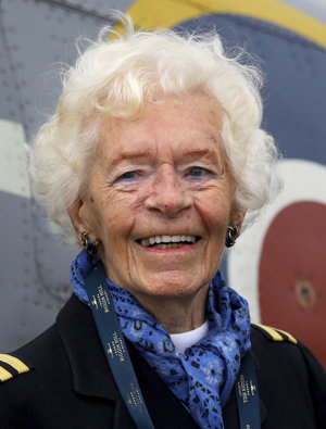 Mary Ellis, rodená Wilkinsonová.