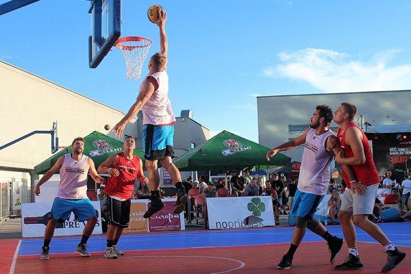 Basketbal 3x3.