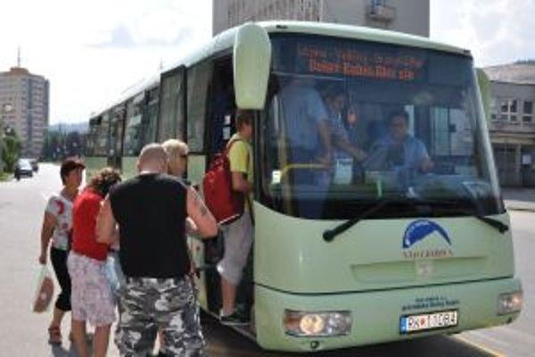 Autobusová doprava zdražie od augusta.