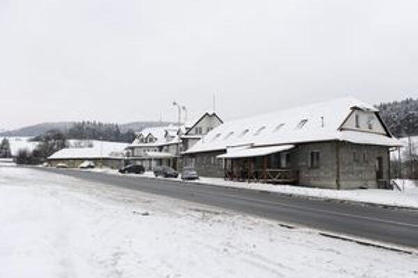 Bývalé priestory colnice na hraničnom priechode Lysá pod Makytou - Střelná prenajal Zlínsky kraj hraničnej obci Střelná.