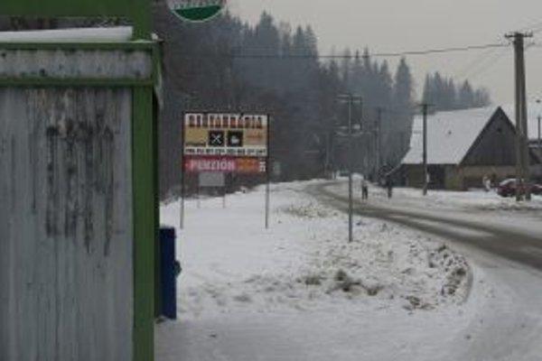 Jeden z projektov - Vitanovčania budú mať nový park v centre dediny.