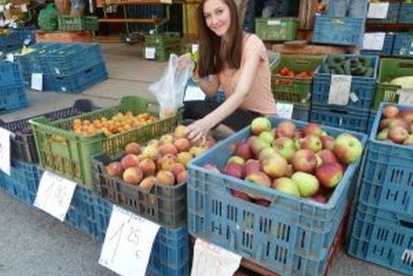Domáca zelenina a ovocie sú chutnejšie ako tie z hypermarketu.