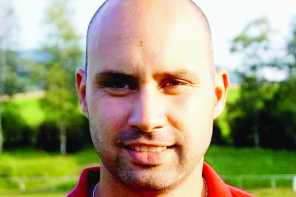 Filip Zboja, tréner Belej.