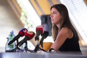Predsedníčka Zahraničného výboru NR SR Katarína Cséfalvayová (Most-Híd).