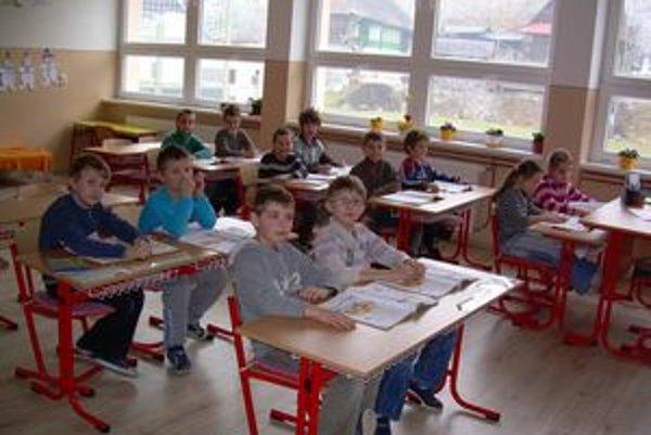 V novom. Budúci prváci nastúpia do kompletne vynovenej školy.