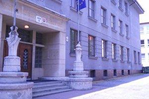 Okresný súd v Rožňave.