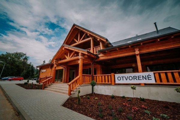 Novootvorenú reštauráciu nájdete v Oščadnici smer Laliky.