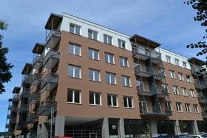 Nové nájomné byty na Sídlisku III.