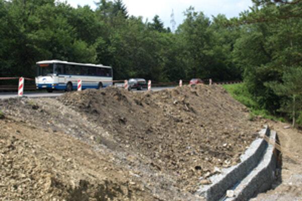 Rekonštrukcia by mala byť ukončená do polovice augusta.