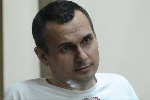 Oleg Sencov na archívnej snímke z 21. júla 2015.