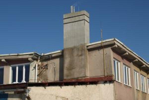 V najhoršom stave sú triedy pri komíne.
