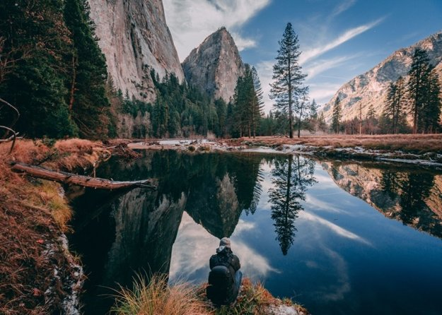 Národný park Yosemite