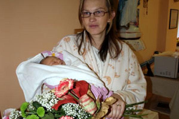 Mária Kovaličková s mamou Gabrielou.