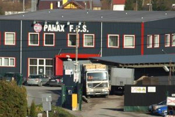 Spoločnosť Panax