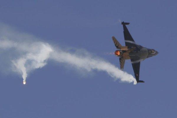 Stíhačka typu F-16