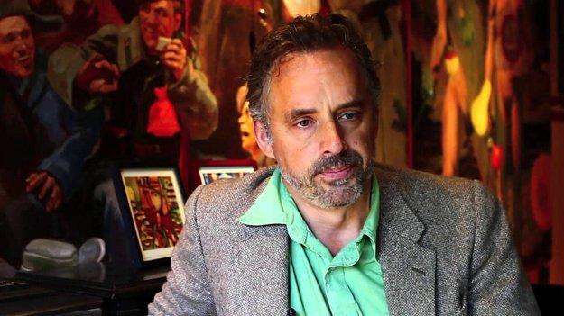 spisovateľ a profesor Jordan Peterson