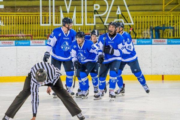 Martin vyhral aj tretí prípravný zápas, hokejisti sa tešili v Žiline.