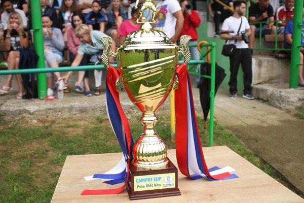 Campri Cup rozbehol svoj druhý ročník.