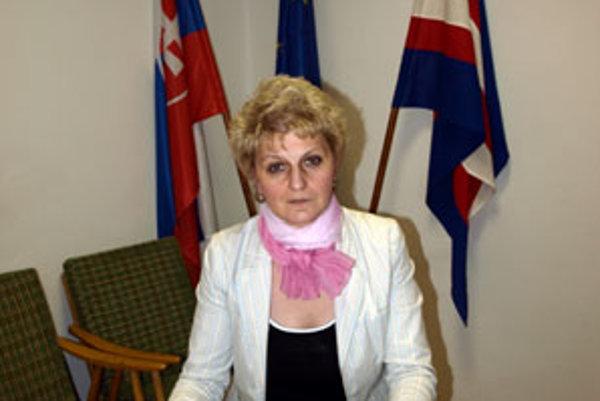 Starostka Mútneho Mária Juríčková je odhodlaná upreté vlastnícke právo obci získať späť.