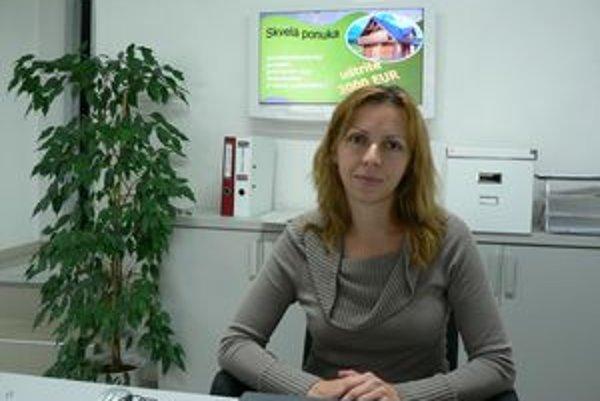 Mária Žondová.