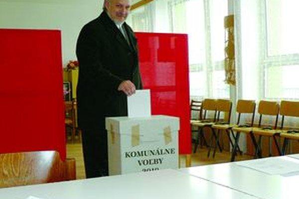 Roman Matejov, nový primátor Dolného Kubína.