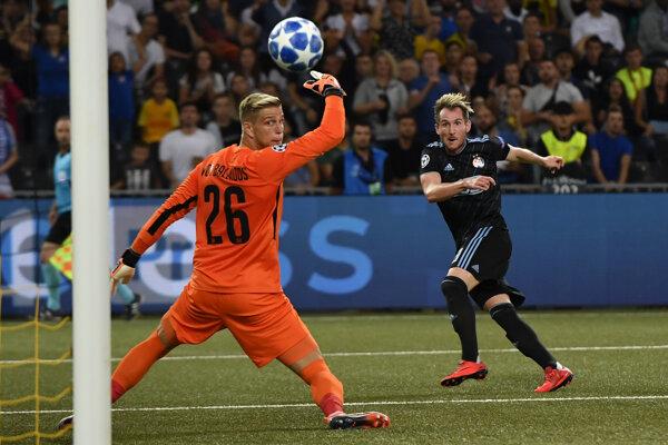 Duel medzi Young Boys Bern a Dinamom Záhreb sa skončil remízou.