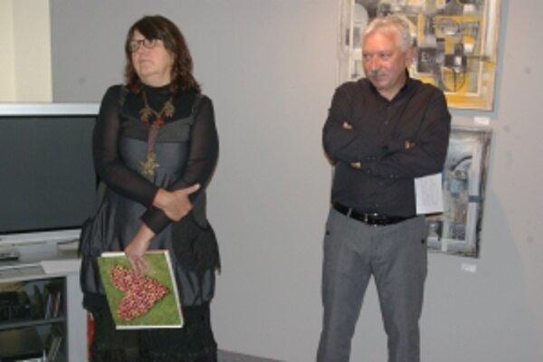 Kurátorom výstavy bol opäť Milan Mazúr.