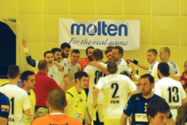 Topoľčany sú blízko k postupu do 3. kola Pohára EHF.