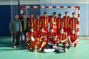 Víťazom ligy sa stali dorastenci Krtoviec.