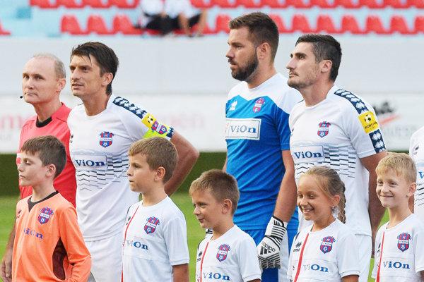 Martin Krnáč to vsobotu vychytal, Martin Chren aNikola Dimitrijevič napli michalovskú sieť.