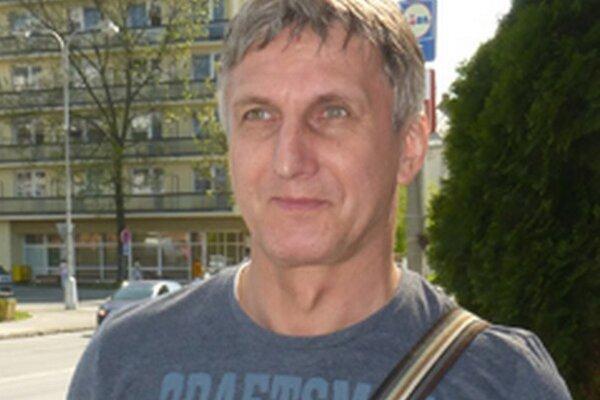 Predseda Trénersko-metodickej komisie Dušan Martinka.