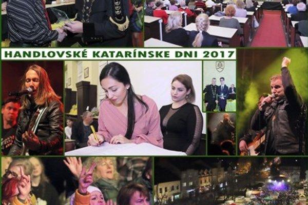 ILUSTRAČNÉ FOTO HANDLOVSKÉ KATARÍNSKE DNI 2017