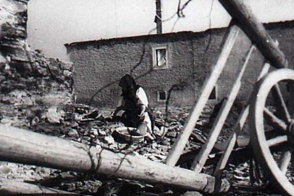 Dve tretiny Telgártuľahli popolom, väčšina obyvateľstva prišla o všetko.